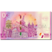 0 Euro note 2018 Football World Cup