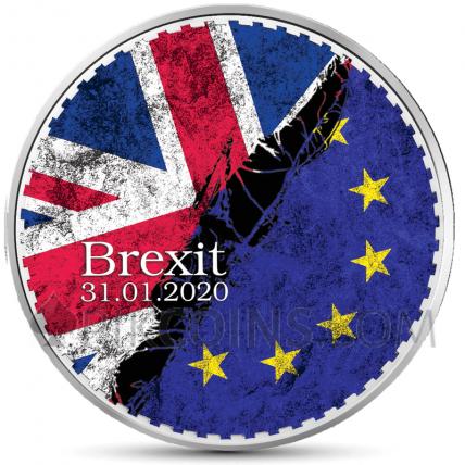 Britannia 2 £ 2020 - Brexit