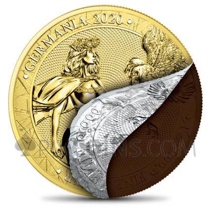 Chocolate Germania 2020 1oz
