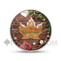 Maple Leaf 5 CAD 2018 - Christmas Edition
