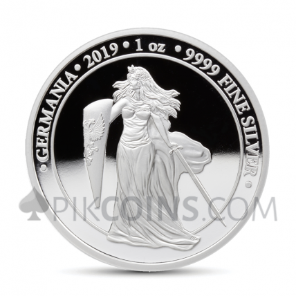 Germania 2019 Silver Proof Edition