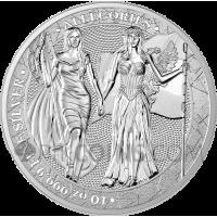 The Allegories - Columbia & Germania 10oz