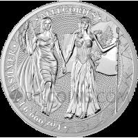 The Allegories - Columbia & Germania 1oz
