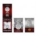 The Allegories Columbia & Germania 1oz Silver 2019 World Money Fair '20 Edition