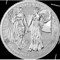 The Allegories - Columbia & Germania 2oz
