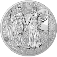 The Allegories - Columbia & Germania 5oz