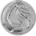 Germania Beasts - Fafnir 2 x 1oz silver BU Double Capsule