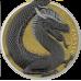 Germania Beasts - Fafnir Geminus 2 x 1oz silver BU