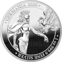 Germania 2020 Silver Proof Edition