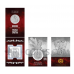 Oak Leaf 1oz Silver 2019 World Money Fair '20 Edition