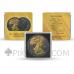 American Eagle - Golden Holo 1 USD 1oz USA 2021