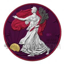 American Eagle - Space Metals 1 USD 1oz USA 2021