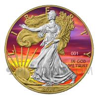 American Eagle - Sunset 1 USD 1oz USA 2021