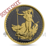 Britannia 2 £ 2019 - Golden Ring