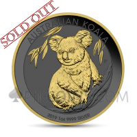 Koala 1 AUD 2019 - Golden Ring
