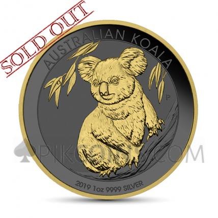 Koala 1 AUD 2019 - Golden Ring