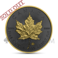 Maple Leaf 5 CAD 2019 - Golden Ring
