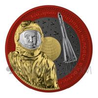 Interkosmos Series - Gagarin Orbital 10 Victories 1oz 2021