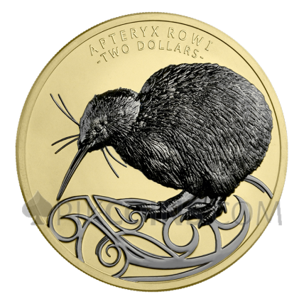 Kiwi 2$ 2oz New Zealand 2020