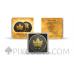 Maple Leaf 5 CAD 1oz 2021 - Golden Ring