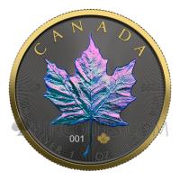 Maple Leaf Chameleon 5$ 1oz Canada 2020