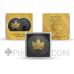 Maple Leaf - Golden Holo 5 CAD 1oz Canada 2021