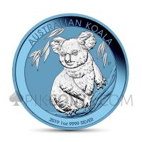 Koala 1 AUD 2019 - Space Blue