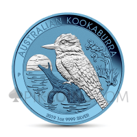 Kookaburra 1 AUD 2019 - Space Blue