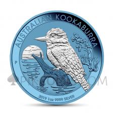 Kookaburra 1 AUD 2019 - Space Blue