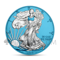 American Eagle 1 USD 2019 - Space Blue