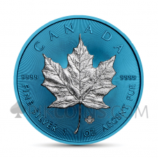 Maple Leaf 5 CAD 2019 - Space Blue