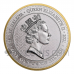 The Queen's Virtues: Victory 1 Pound 1oz St. Helena 2021