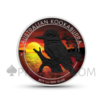 "Kookaburra 1 AUD 2019 - ""Amazing Sunset"""