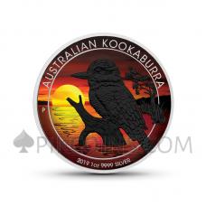 """Kookaburra 1 AUD 2019 - """"Amazing Sunset"""""""
