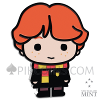 Chibi Ron Weasley - Harry Potter Series 2$ Niue 1oz 2020
