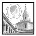 Dome in Sant Ivo Alla Sapienza 10$ 100g Samoa 2021
