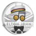 Elton John 2£ 1oz Proof United Kingdom 2020