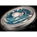 Octopus - Underwater World 5$ Barbados 3oz 2021