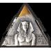 Pyramid of Khafre 250 Francs Djibouti 5oz 2021