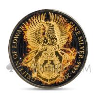 Burning Griffin 5 £ - Queen's Beasts