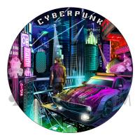 Cyberpunk - The Punk Universe 5$ 2oz Niue 2021