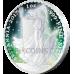 Frozen Britannia 2 £ - Aurora Rhodium