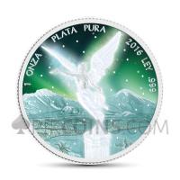 Frozen Libertad - Aurora Rhodium