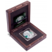 Frozen Liberty 1 USD - Aurora Rhodium