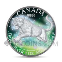 Frozen Puma 5 CAD - Aurora Rhodium