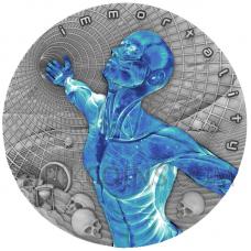 Immortality - Code of the Future 2$ 2oz Niue 2019
