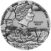 Leonidas - Great Commanders 5$ 2oz Niue 2019