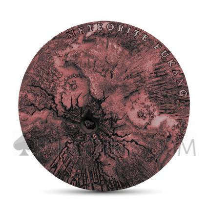 Fukang Meteorite 5$ 2018 - The World of Meteorites