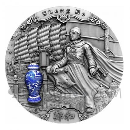 Zheng He 5$ 2oz Niue 2020