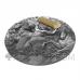 Augean Stables - Twelve Labours of Hercules 5$ 2oz Niue 2021